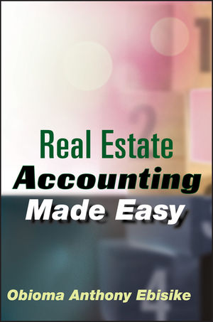 Real Estate Accounting Made Easy (0470603399) cover image