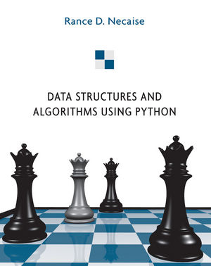 Data Structures and Algorithms Using Python (0470618299) cover image