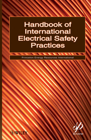 Handbook of International Electrical Safety Practices (0470625899) cover image