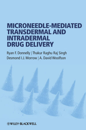 Microneedle-mediated Transdermal and Intradermal Drug Delivery (0470654899) cover image