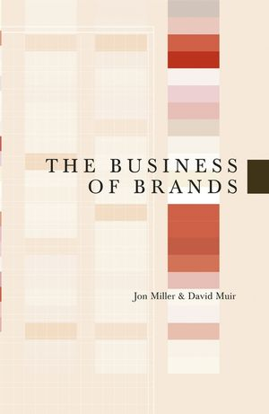The Business of Brands (0470862599) cover image