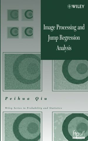 Image Processing and Jump Regression Analysis (0471420999) cover image