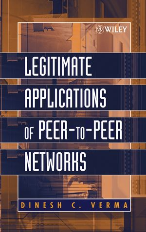 Legitimate Applications of Peer-to-Peer Networks