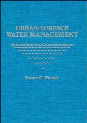 Urban Surface Water Management