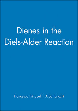 Dienes in the Diels-Alder Reaction (0471855499) cover image