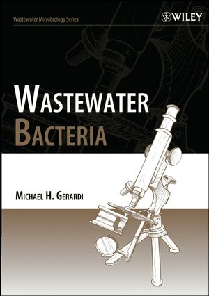 Wastewater Bacteria (0471979899) cover image