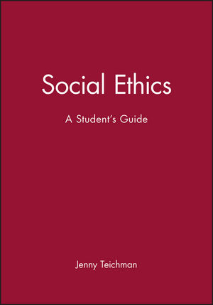 Social Ethics: A Student