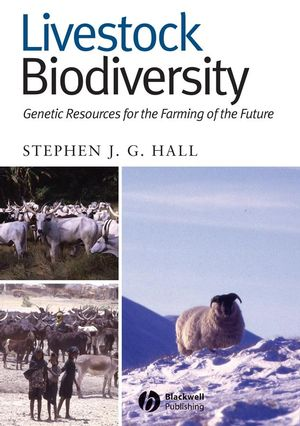 Livestock Biodiversity: Genetic Resources for the Farming of the Future (0632054999) cover image