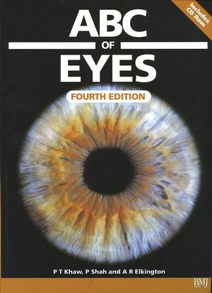 ABC of Eyes, 4th Edition (0727916599) cover image
