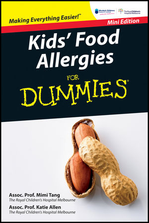 Kid's Food Allergies For Dummies, Australia and New Zealand Mini Edition