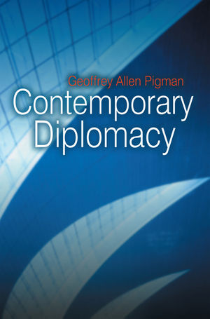 Contemporary Diplomacy (0745642799) cover image