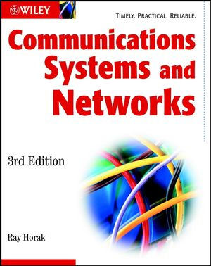 Communications Systems and Networks, 3rd Edition (0764548999) cover image