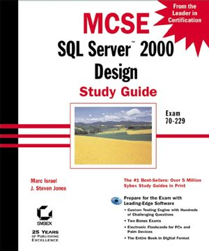 MCSE SQL Server 2000 Design Study Guide: Exam 70-229 (0782152899) cover image