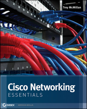Cisco Networking Essentials (1118097599) cover image