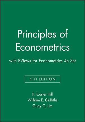 Principles of Econometrics 4e with EViews for Econometrics 4e Set