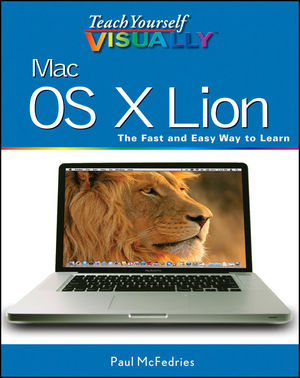 Teach Yourself VISUALLY Mac OS X Lion (1118143299) cover image