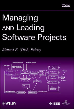 Managing and Leading Software Projects (1118210999) cover image
