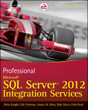 Professional Microsoft SQL Server 2012 Integration Services (1118237099) cover image