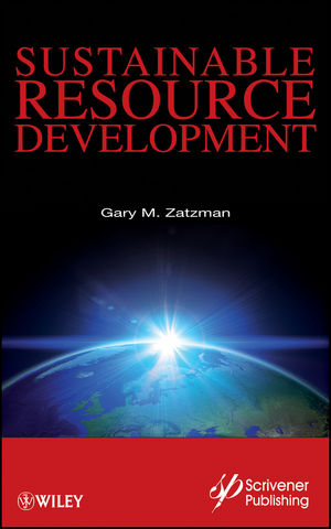 Sustainable Resource Development (1118290399) cover image