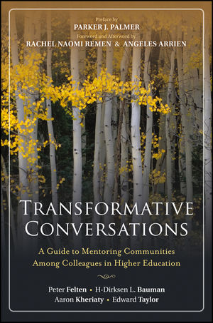 Transformative Conversations: A Guide to Mentoring Communities Among Colleagues in Higher Education (1118421299) cover image