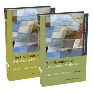 The Handbook of Behavioral Medicine (1118453999) cover image