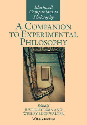 A Companion to Experimental Philosophy (1118661699) cover image