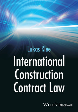 International Construction Contract Law (1118717899) cover image