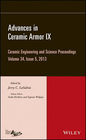 Advances in Ceramic Armor IX, Volume 34, Issue 5