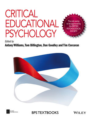 Critical Educational Psychology (1118977599) cover image