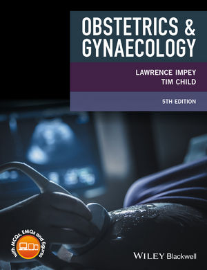 Obstetrics and Gynaecology, 5th Edition (1119010799) cover image