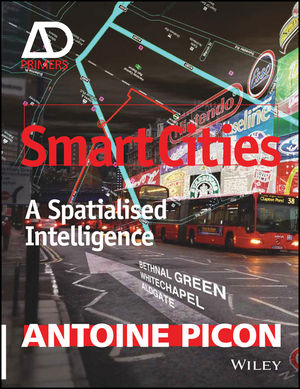 Smart Cities: A Spatialised Intelligence (1119075599) cover image