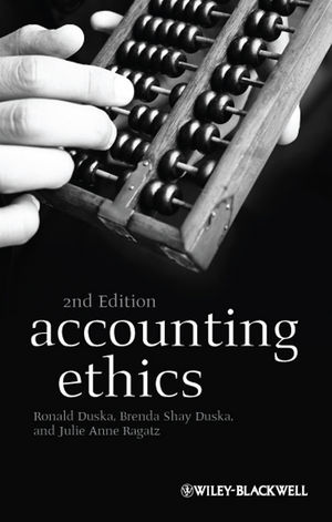 Accounting Ethics, 2nd Edition (1119094399) cover image