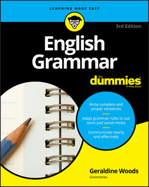 English Grammar For Dummies, 3rd Edition