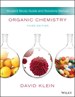Organic Chemistry Student Study Guide And Solutions Manual 3rd Edition Wiley