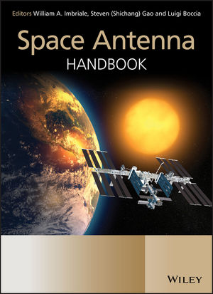 Space Antenna Handbook (1119993199) cover image