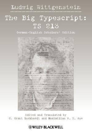 The Big Typescript: TS 213, German English Scholars' Edition