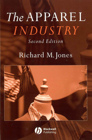 The Apparel Industry, 2nd Edition (1405135999) cover image