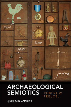 Archaeological Semiotics (1405171499) cover image