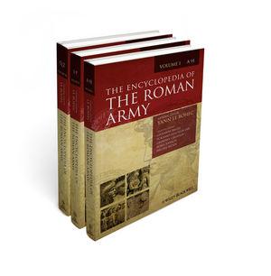 The Encyclopedia of the Roman Army, 3 Volume Set