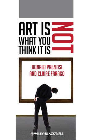 Art Is Not What You Think It Is (1405192399) cover image