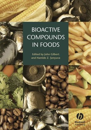 Bioactive Compounds in Foods (1444302299) cover image