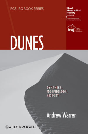 Dunes: Dynamics, Morphology, History (1444339699) cover image