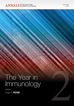 The Year in Immunology 2, Volume 1183