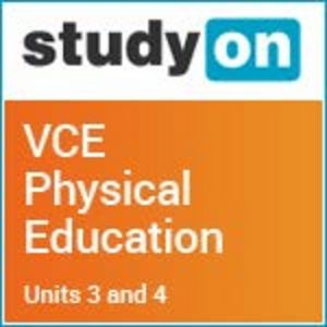 StudyON VCE Physical Education Units 3 and 4 (Online Purchase)