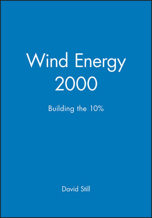 Wind Energy 2000: Building the 10%