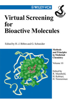 Virtual Screening for Bioactive Molecules, Volume 10 (3527613099) cover image