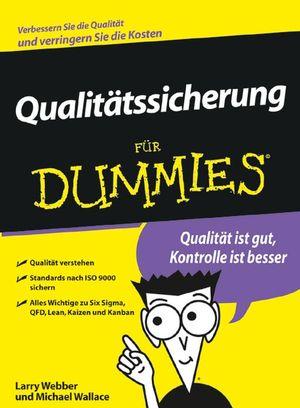 Qualitätssicherung für Dummies