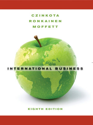 International Business, 8th Edition (EHEP001499) cover image