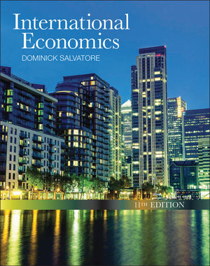 International Economics, 11th Edition (EHEP002499) cover image
