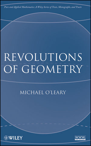 Revolutions of Geometry (047059179X) cover image